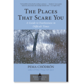"""""""The Places That Scare You"""" by Pema Chodron"""