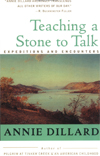 """""""Teaching a Stone to Talk"""" by Annie Dillard"""