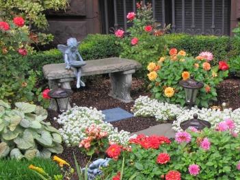 Fairy garden Judy Burns photo